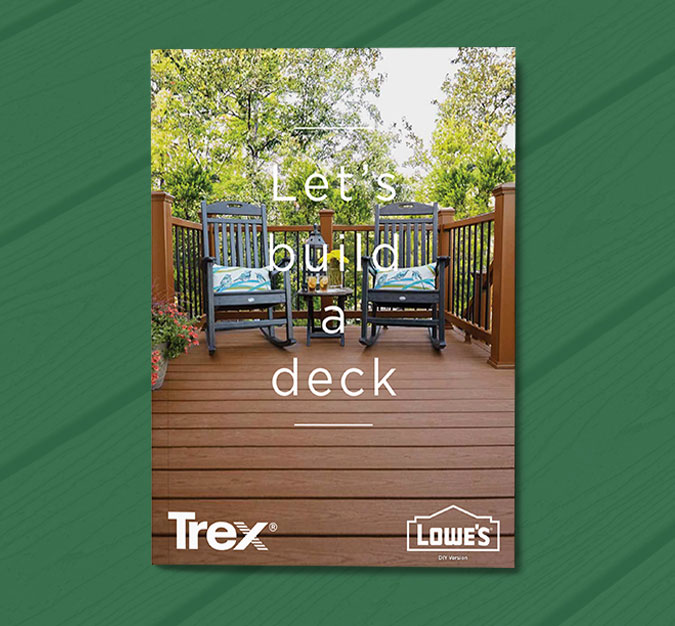 Let's build a deck