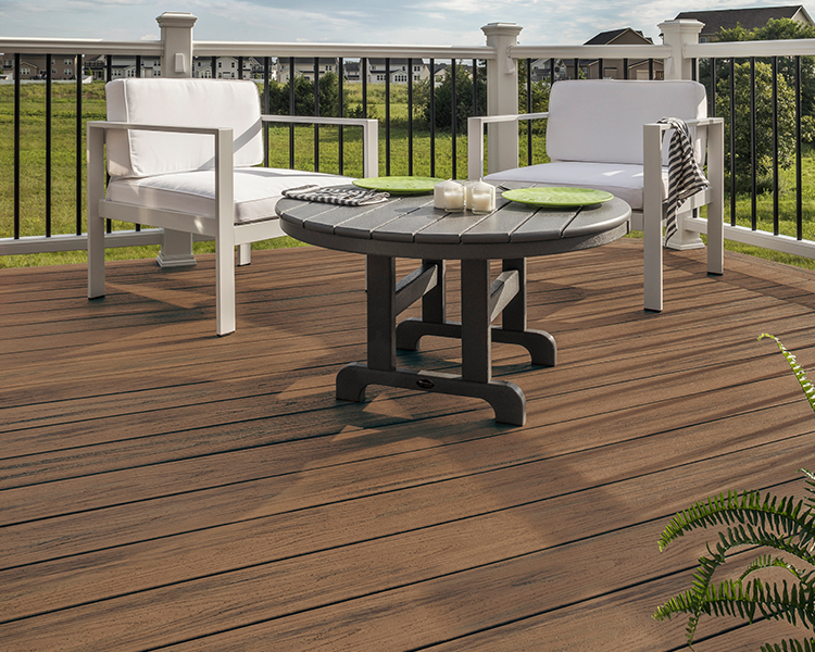 Shop Trex Composite Decking & Railing at Lowe's | Trex